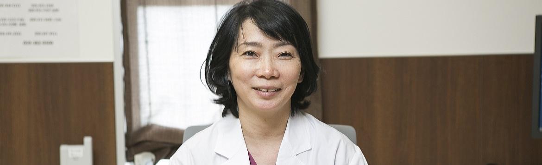 鈴鹿腎クリニック副院長伊藤英明子(いとうえみこ)