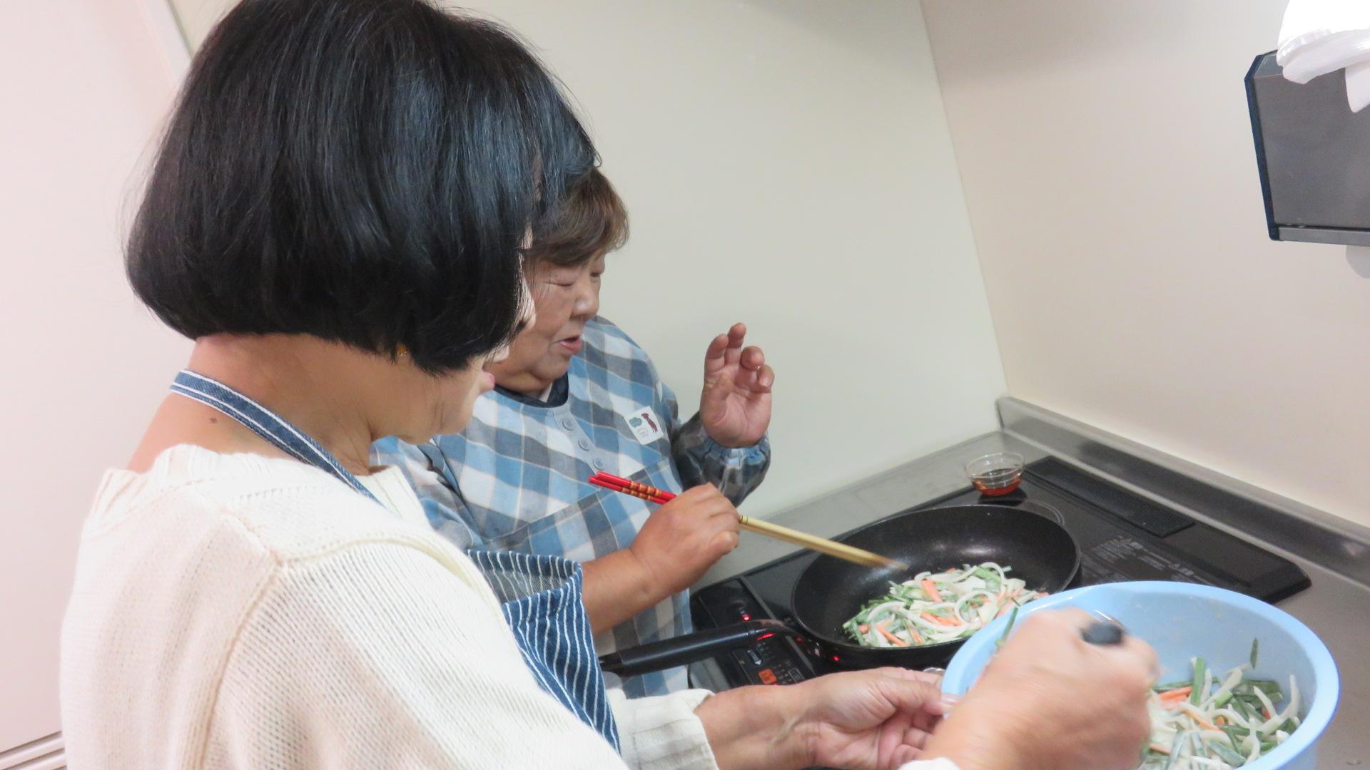 料理教室2