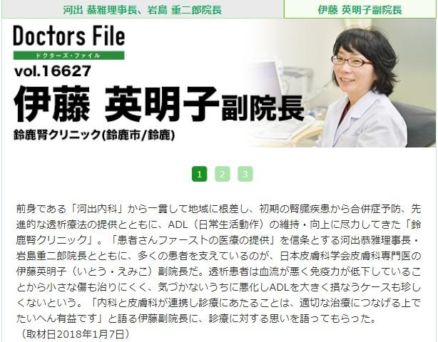 ドクターズファイル6