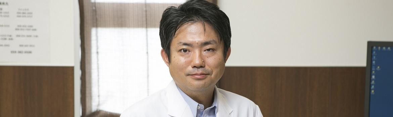 鈴鹿腎クリニック院長岩島重二郎(いわしましげじろう)